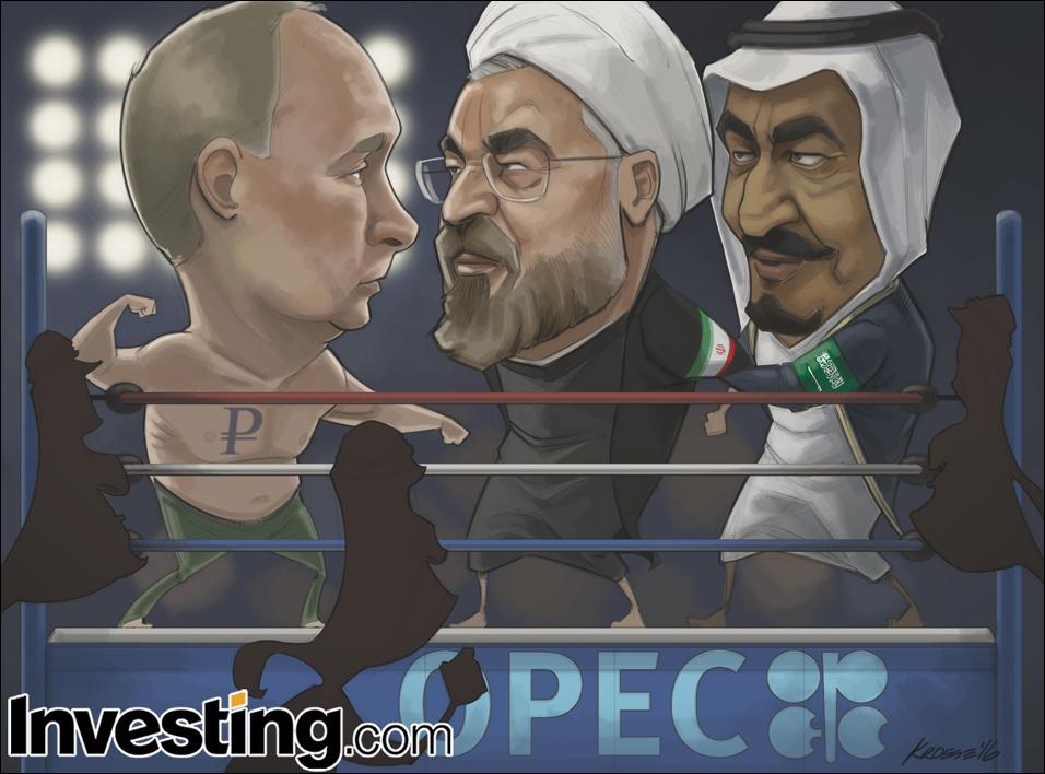 イランは屈服し原油価格の上昇をもたらすか?