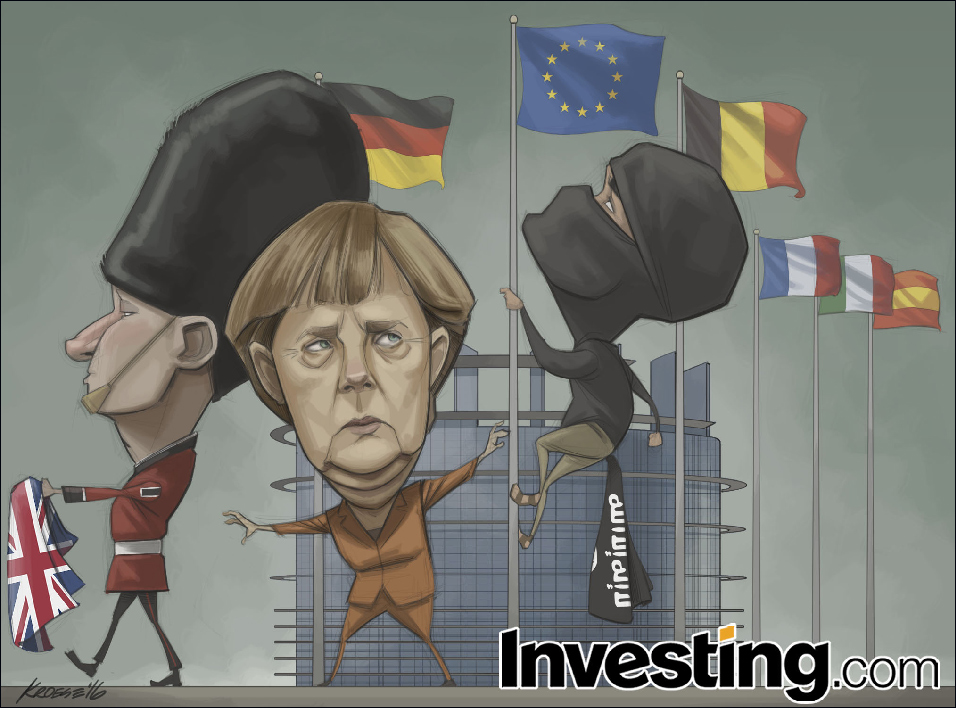 テロとブレグジットの中EUは生き残れるのか