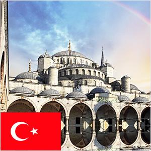 2月のトルコの外国人旅行者数(2016年3月29日)