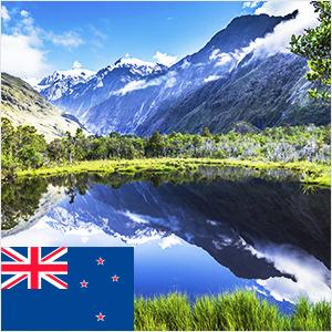 4ヶ国株価比較(日米豪NZ)2016年8月23日現在