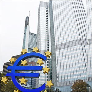 欧州中央銀行(ECB)政策金利の予想(4/9)