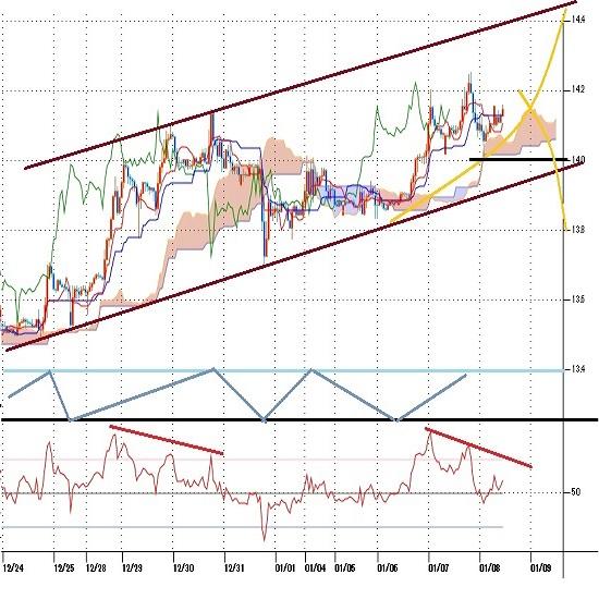 トルコリラ円見通し 対ドルでリラ反落するもドル円の上昇でトルコリラ円は高値更新後も確り(21/1/8)